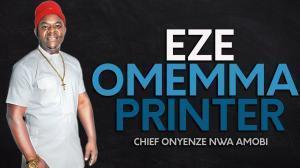 Photo of Chief Onyenze Nwa Amobi – Eze Omemma Printer