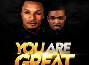 """Photo of Shine Jonathan – """"You Are Great"""" Ft. Progress Effiong"""
