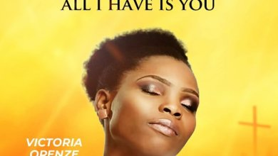 Photo of Victoria Orenze – Jesus All I Have Is You
