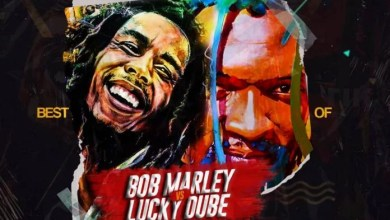 Photo of Bob Marley 'N' Lucky Dube Mix (Bob Marley VS Lucky Dube)