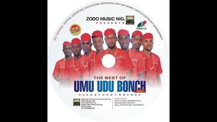 Umu Udubonch - Egwu Abia (Cultural Highlife)