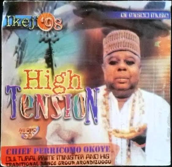 Chief Pericomo Okoye - HIGH TENSION (IKEJI 1998 Full Album) Latest Igbo Traditional Highlife Music