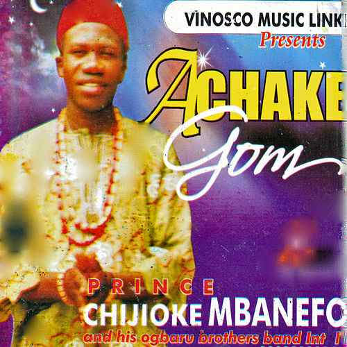 Prince Chijioke Mbanefo - Anambra Kitchen Special