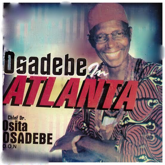 Chief Stephen Osita Osadebe - Jesus bu Onye ndu