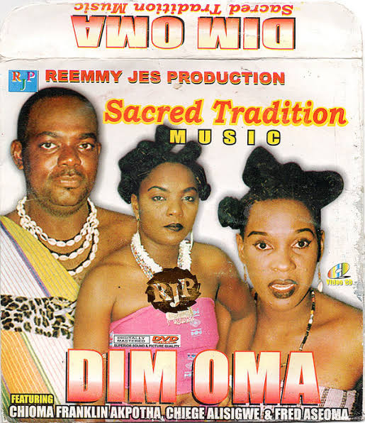 Chioma Akpota & Fred Aseroma - Dim Oma (Igbo Love Song by Dinta)