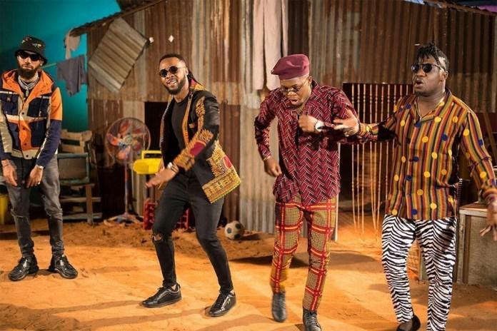 Umu Obiligbo - Culture ft. Flavour & Phyno