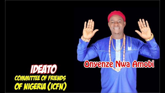 WATCH: CHIEF ONYENZE NWA AMOBI Live Performance at RIVER STATE