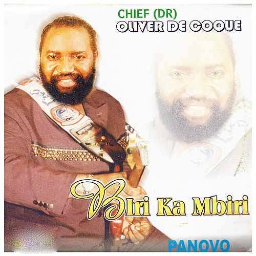 Chief Oliver De Coque - Biri Ka Mbiri | Chief Abdulazziz Chibuzo Ude (Latest Igbo Old School Free Highlife Music)