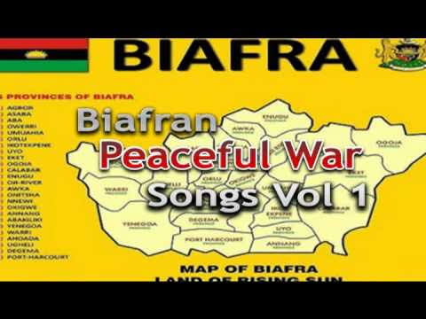 Biafran Peaceful War Songs Vol 1 (Latest Igbo Biafra Music Anthem & Pledge Lyrics)