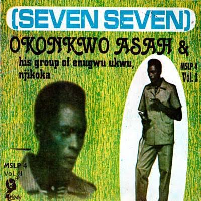 Okonkwo Asah (Power Mike)  - Seven Seven