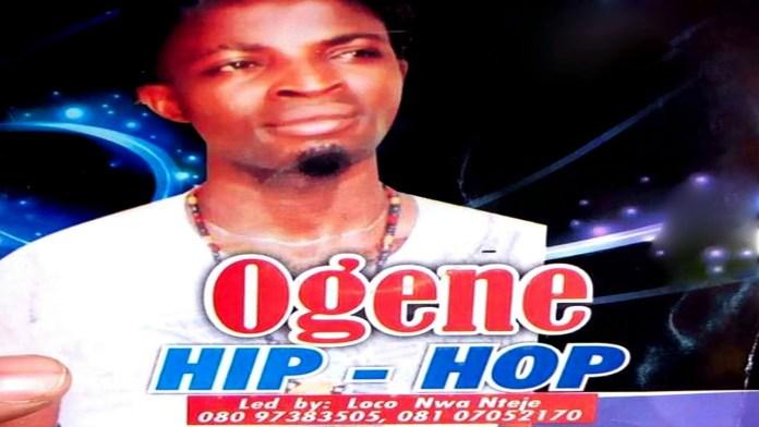 Ebuka Onyibor | Ogene Hip Hop (Audio) | Latest Ogene Music 2019