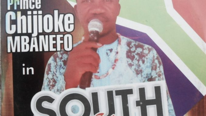 DOWNLOAD MP3 FULL ALBUM: Prince Chijioke Mbanefo - South