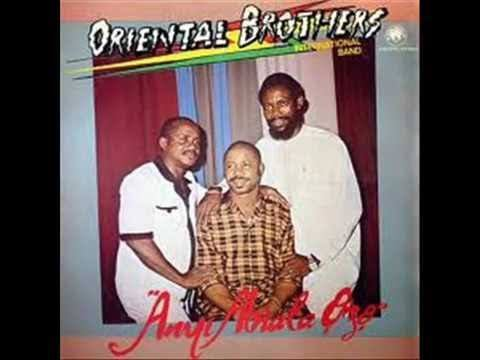Oriental Brothers International Band - Ihe Chinyerem (Official Audio)