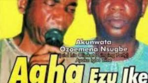 Chief Akunwata Ozoemena Nsugbe - Chief Chukwura Abunye