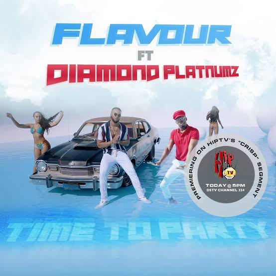 Flavour Ft. Diamond Platnumz - Time to Party