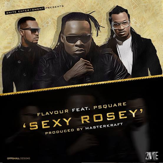 Flavour ft. P Square - Sexy Rosey