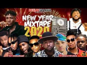 LATEST JANUARY 2020 NAIJA NONSTOP NEW YEAR AFRO MIXTAPE DJ MIX