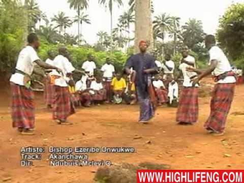 Bishop Ezeribe Onwukwe - Onwe Na Canopi Enwenem (Akanchawa)
