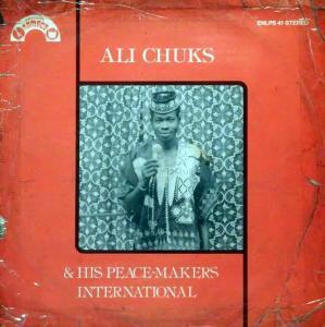Ali Chukwuma - Isu Bu Egwu