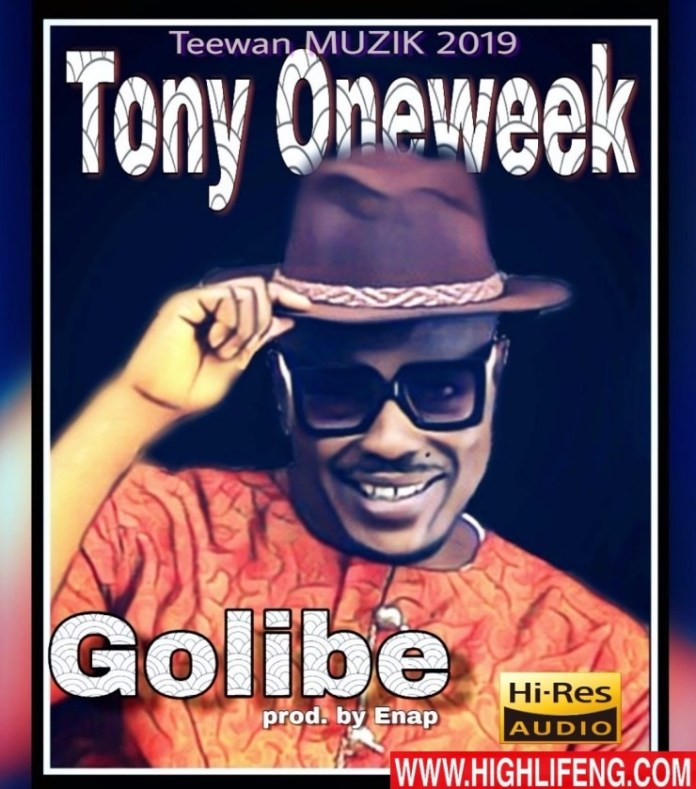 Tony One Week (Oneweek) - Golibe