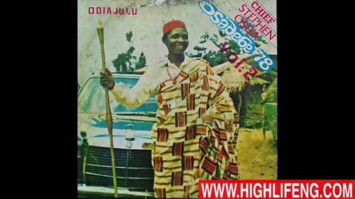 Chief Stephen Osita Osadebe HighLife Instrumental Afrobeat | Osadebe Instrumentals