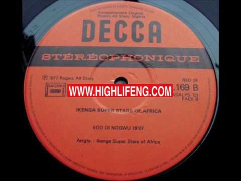 Ikenga Super Stars Of Africa - Ego Di Nogwu (Latest Igbo Highlife Music)