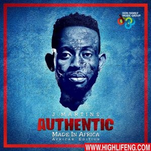 J Martins ft. Bright Chimezie - Alabeke