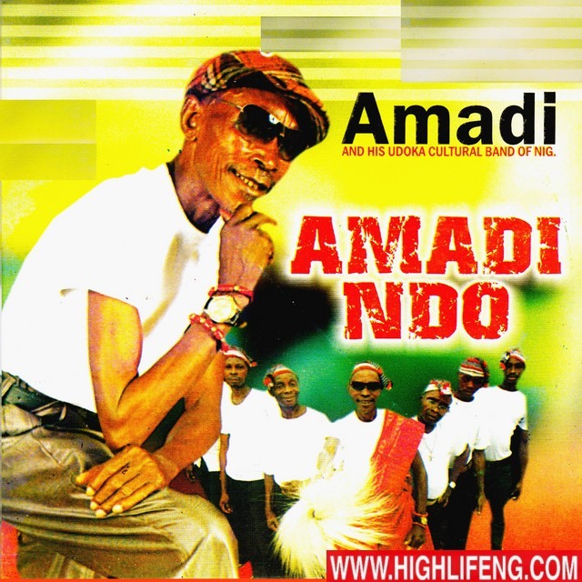 Amadi and his Udoka Cultural Band of Nigeria - Sorry (Amadi Ndo) | Igbo Highlife Music