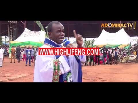 TALK: Rev Father Ejike Mbaka Preaching & Prophesy in Adoration 2020