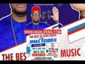 Chigozie Obunike (Ayaka Ozubulu) - Eze Chineme