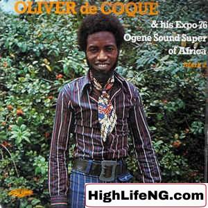 Oliver De Coque - Igwe Bu Ike