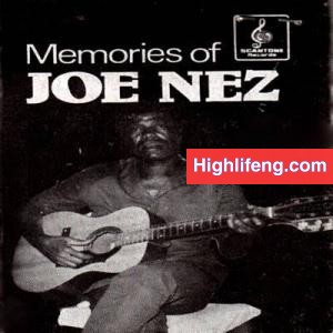 Joe Nez Album - Memories of Joe Nez