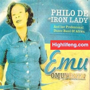 Philo De Iron Lady - Ndi Uwa