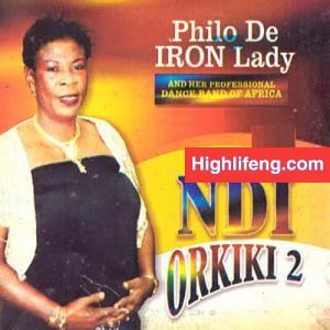 Philo De Iron Lady - Ofu Obi