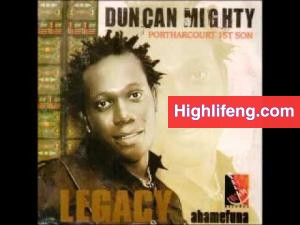 Duncan Mighty - Isimgbaka