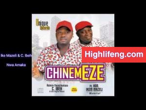 Nwachukwu Ibeh ft. Ikem Mazeli - Nwa Amaka
