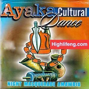 Ayaka Cultural Dance - Night Masquerade Amawbia