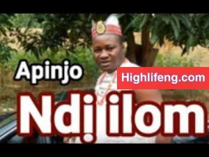Apinjo Okenwa Oduma - Olisa Egosigom Ndi Ilom