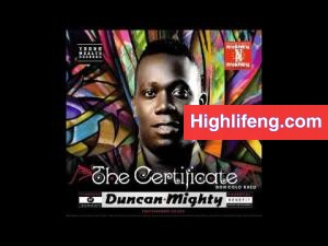 Duncan Mighty - Kabor For Your Love