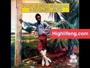 Prince Nico Mbarga - Stella