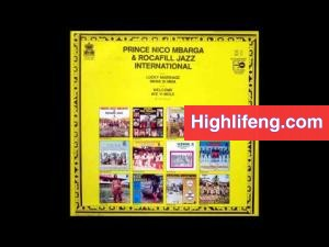 Prince Nico Mbarga - El Matrimonio (The Marriage)