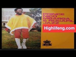 Prince Nico Mbarga And Rocafil Jazz - Tobe Jehovah