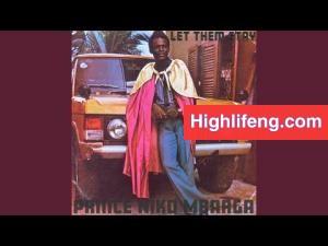 Prince Nico Mbarga - Belle
