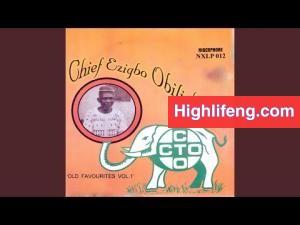 Chief Akunwafor Ezigbo Obiligbo - Agbagi Oghom