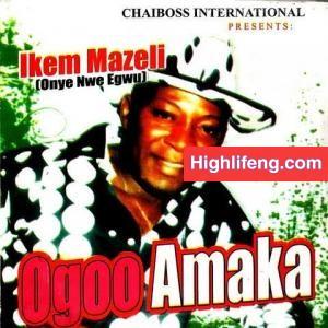 Ikem Mazeli - Obodo Oyibo (Igbo Highlife Music)