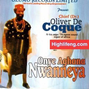 Chief Dr Oliver De Coque - Ekwueme Youth Club of Nigeria