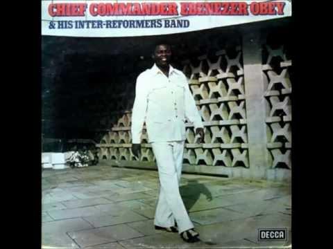 Ebenezer Obey - Aki Boluwa Sowo
