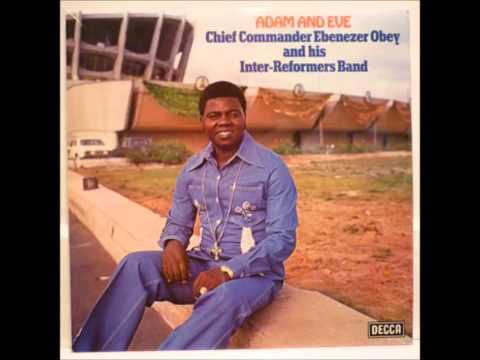 Ebenezer Obey - Ode To Nso Eledumare