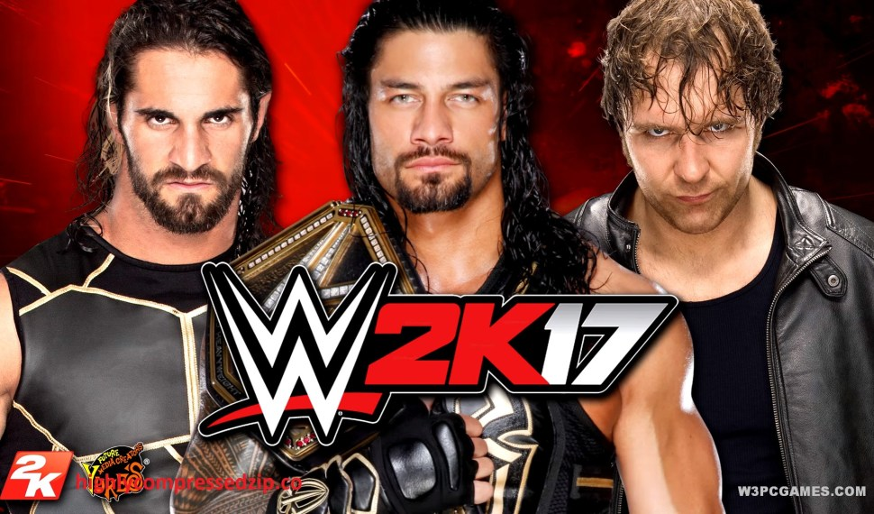 WWE 2K18 Highly Compressed mod Download for PC { Playing}