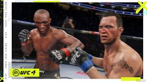EA Sports UFC 4-CODEX - SKIDROW & CODEX GAMES